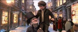 happy scrooge