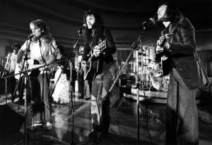 Alvin Lee, Mylon, Steve Winwood & George Harrison