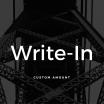 writein